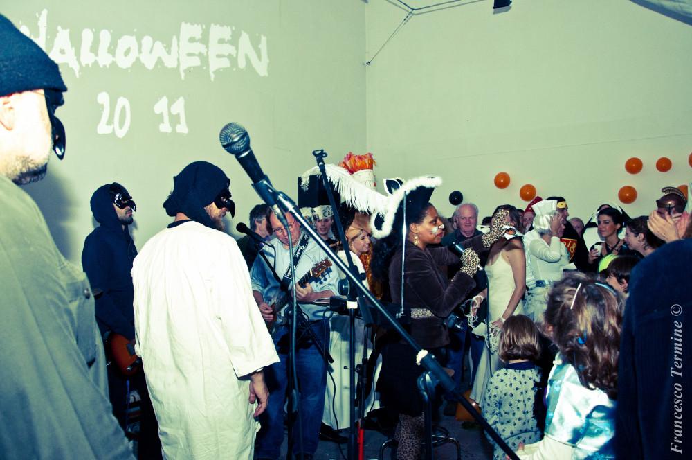 Halloween Superfetazione!